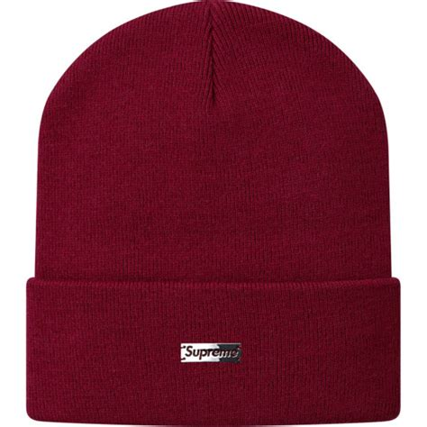 supreme beanies supreme beanies with stencil metal plate logo