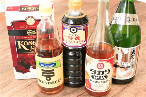 Essential Pantry Items by Japanese Essential Pantry Items Dreams Of Dashi