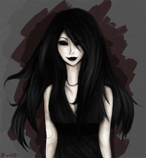 whatcolir is jane elliots hair creepypasta jane the killer by xabaki on deviantart