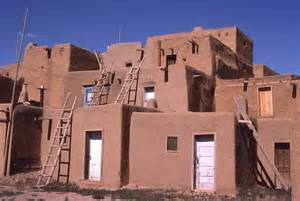 pueblo indian homes modern concession many houses now doors