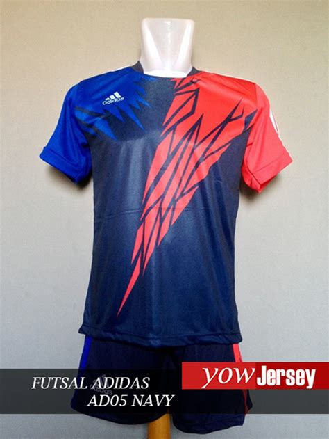Kaos Setelan Valencia Top 1 jual baju celana setelan kaos jersey futsal adidas ad05 navy di lapak yow jersey yaf ex