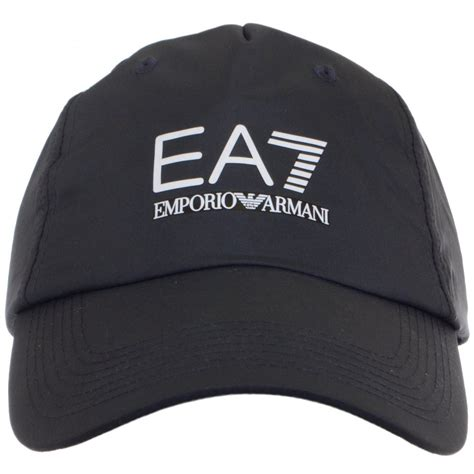 ea7 by emporio armani 275366 adjustable navy baseball cap