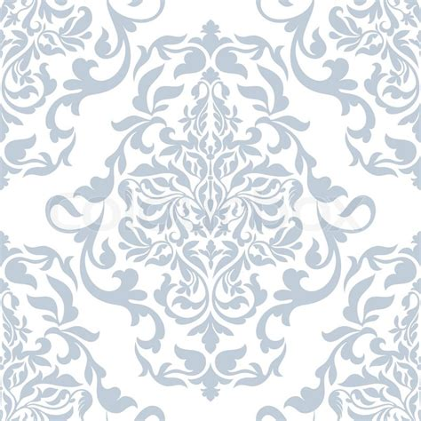 pattern background royal damask beautiful background with rich old style luxury