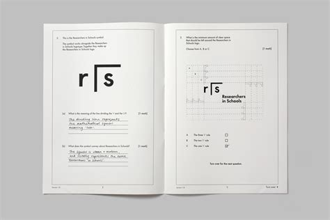 branding design study new logo for researchers in schools by paul belford bp o