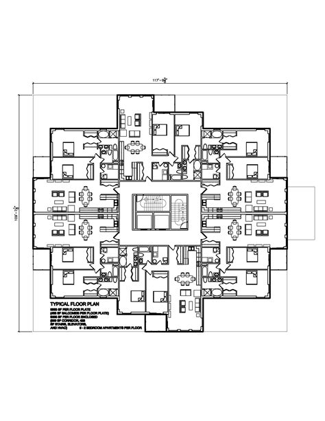 high rise floor plan high rise residential building floor plans 28 high rise
