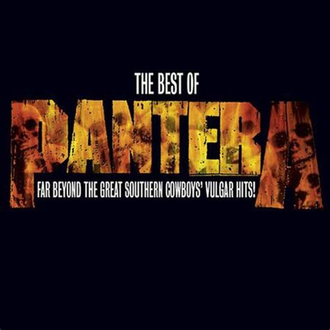 the best of pantera pantera the best of pantera far beyond the great