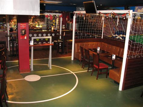 Sports Bar Furniture Hospitality And Entertainment Flooring