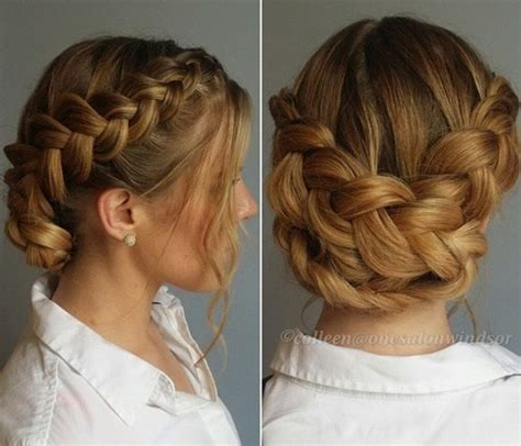 perfect updos for thin hair 40 picture perfect hairstyles for long thin hair