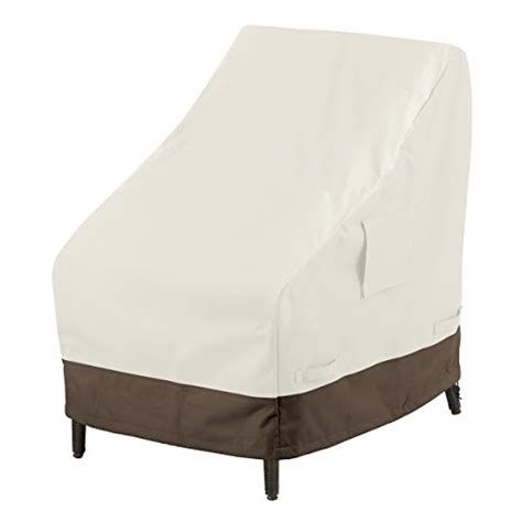 High Back Patio Chair Covers Amazonbasics High Back Chair Patio Cover Patio Furniture Covers Patio And Furniture