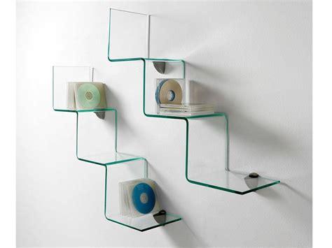 mensole di vetro per arredamento come scegliere la mensola da salotto giusta