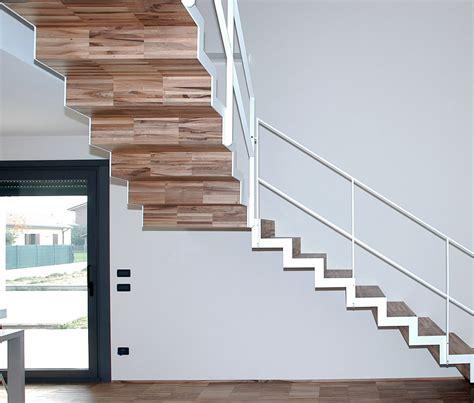 scale interne in acciaio bettoli arredi e pavimenti scale acciaio legno bettoli