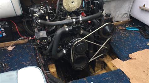 boat engine knocking 1986 4 3l mercruiser v6 knocking noise page 1 iboats
