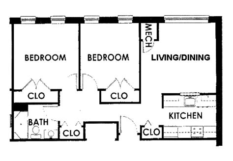 two bedroom flat floor plan 15 2 bedroom apartment building floor plans hobbylobbys info