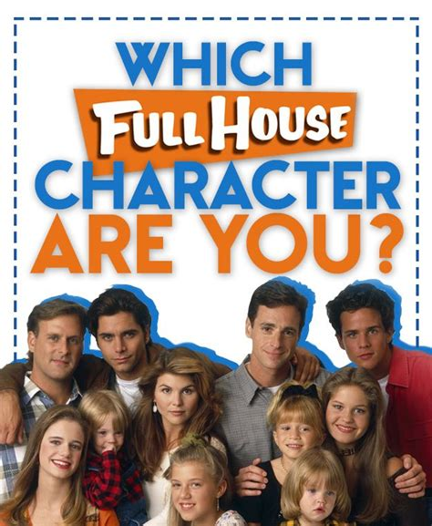 full house quiz which quot full house quot character are you