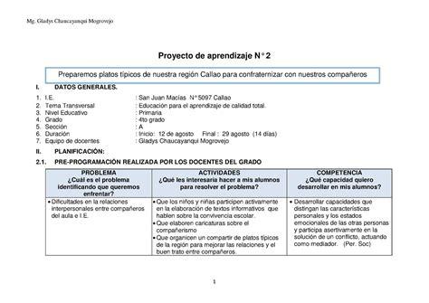 modelo de sesion de aprendizaje para cuarto de primaria 2015 modelo de sesion de aprendizaje para cuarto de primaria