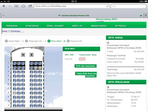 citilink travel agent cara booking tiket citilink rm travel agency