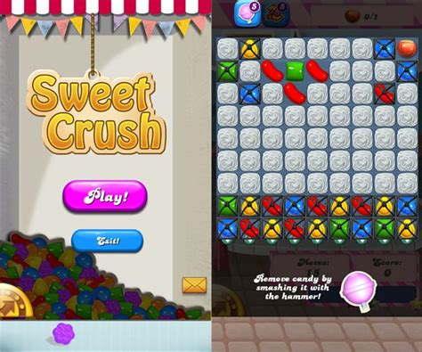 Crush Saga Sweet Phone 10 ideas about on