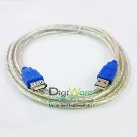 Kabel Lan Panjang 3m kabel usb extension 3m digiware store