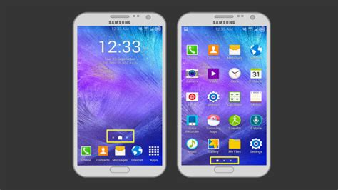 samsung theme store note 4 install galaxy note 4 launcher theme on galaxy s5 naldotech