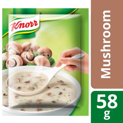 Knorr Seafood Soup 32g fish stock cubes 6sx10g