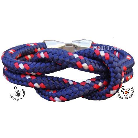 pulseras nudos marineros pulsera nudo marinero gordo marino