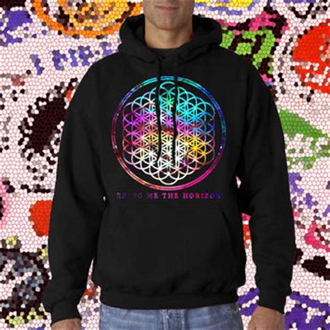 Hoodie Sweater Switer Bmth Logo special for bring me the from hoodyhoodpecker on