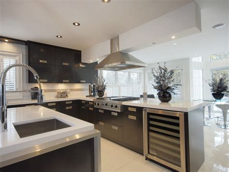 modern kitchen design toronto wood frame house modern kitchen toronto by