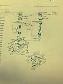 Fuel System Hyundai Santa Fe Hyundai Oem 07 09 Santa Fe 3 3l V6 Fuel System Fuel Sender