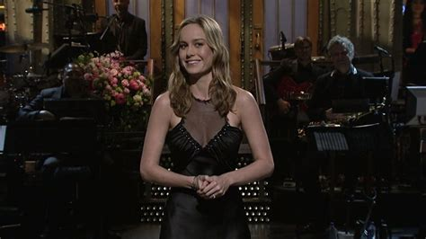 3 Sketches Snl by Brie Larson On Snl 3 Sketches You To See Rolling