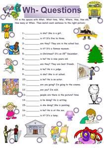 wh questions worksheet free esl printable worksheets