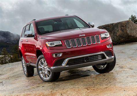 recent jeep recalls chrysler recalls 867 795 suvs brake problem