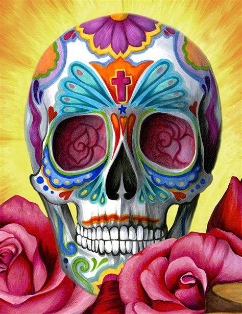 imagenes de calaveras y muertes im 225 genes del d 237 a de muertos halloween y todos los santos