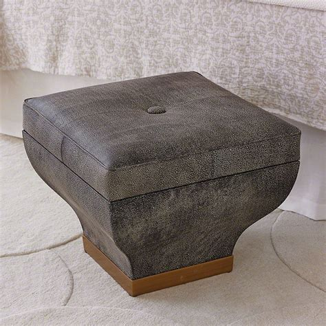 poof couch the churchill ottoman with storage space studio a