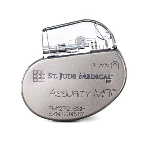 st maker assurity mri pacemaker st jude