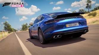 Forza Porsche Forza Horizon 3 S Car Pack Comes With Seven Porsche