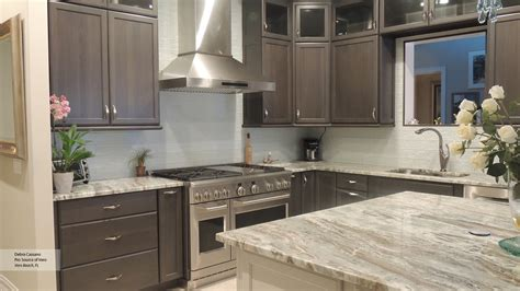 kitchen design pictures off white cabinets gray cabinets with an off white kitchen island omega