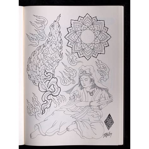 Oriental Tattoo Designs Book | 1000 oriental v2