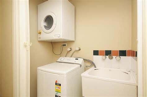 Washing Machine In Bedroom by Port Douglas Luxury Accommodation Nautilus