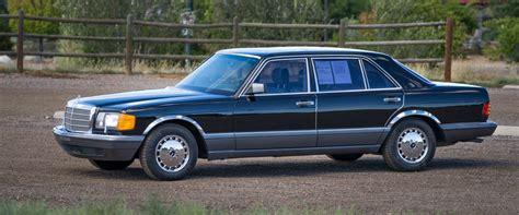 1989 Mercedes 560sel 1989 mercedes 560sel