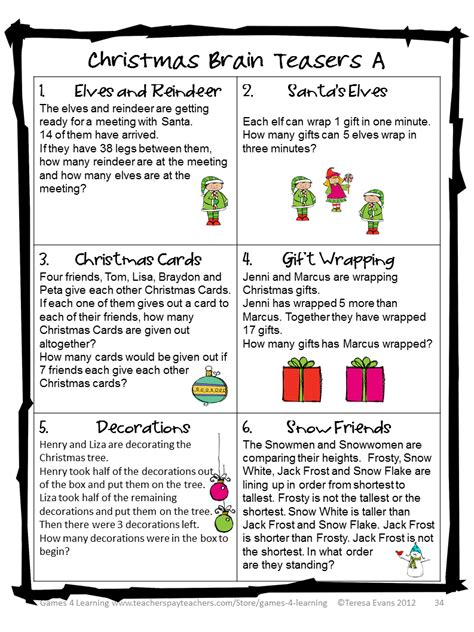 printable christmas riddles image result for printable christmas riddles for adults