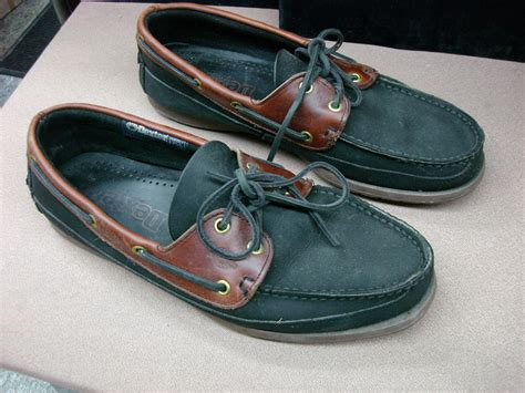 dexter boat shoes dexter navigator boat shoes 2 tone rarely worn size 11 5