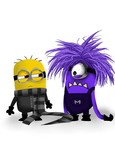 Minions World Graphic 2 despicable purple clipart