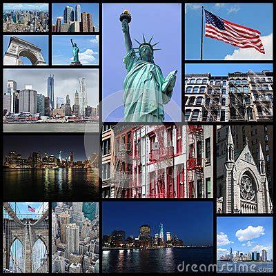libro new york city landmarks new york city stock photo image 43682467