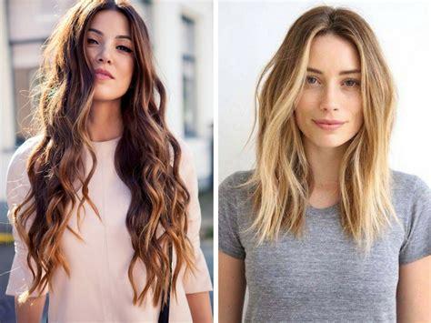 taglio capelli lunghi how to vogue it moda sfilate e taglio capelli donna lungo yr03 187 regardsdefemmes