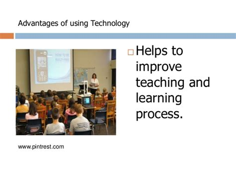 Technology Benefits Education Essay by Essay On Advantages And Disadvantages Of Technology In
