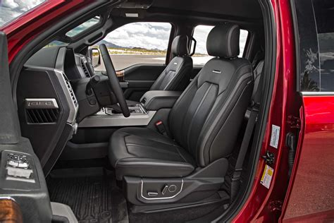 F150 Platinum Interior by Ford F 150 2017 Motor Trend Truck Of The Year Finalist