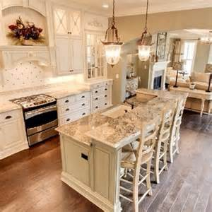 kitchen island sink ideas 2 tiered granite kitchen island with sink tiered