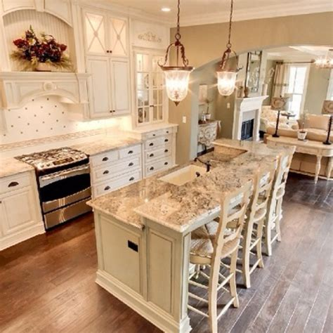 kitchen with 2 islands 2 tiered granite kitchen island with sink tiered