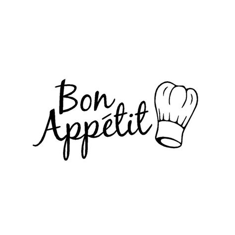 Bon Appetits New Logo It Or It by Kitchen Wall Letters Promotion Shop For Promotional