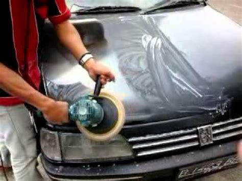 Kain Poles Halus 6 50 car polishing
